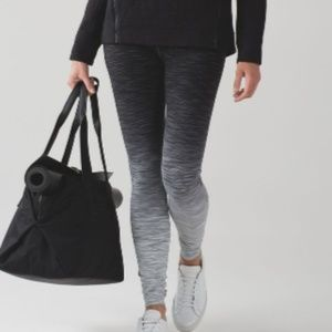 Lululemon Wunder Under Hi-Rise Tight Ombre Melang